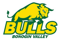 Bonogin Valley Bulls Logo